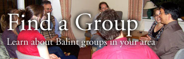 Find a Group: Learn about Balint groups in your area