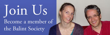 Join Us: Become a member of the Balint Society