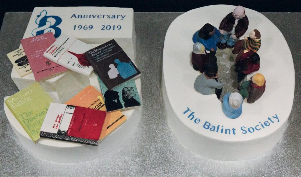 Balint Society Celebratory Cake